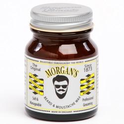 Wosk do stylizacji brody i wąsów Morgan`s marki
