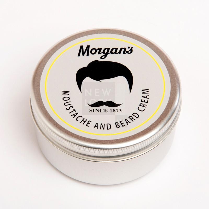 Krem do pielęgnacji wąsów i brody Morgan's