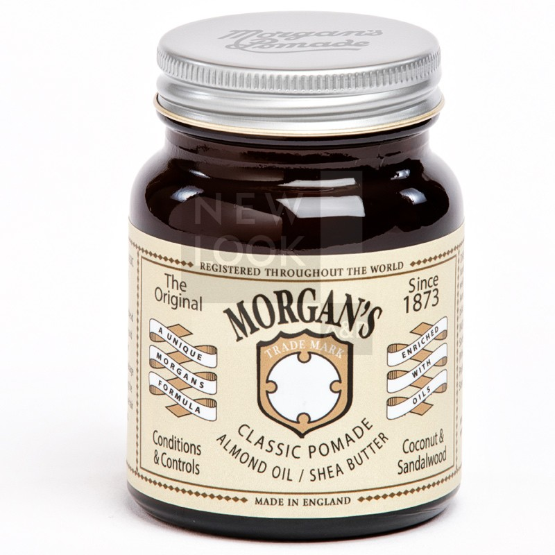 Klasyczna pomada z olejkiem migdałowym i masłem shea Morgan's
