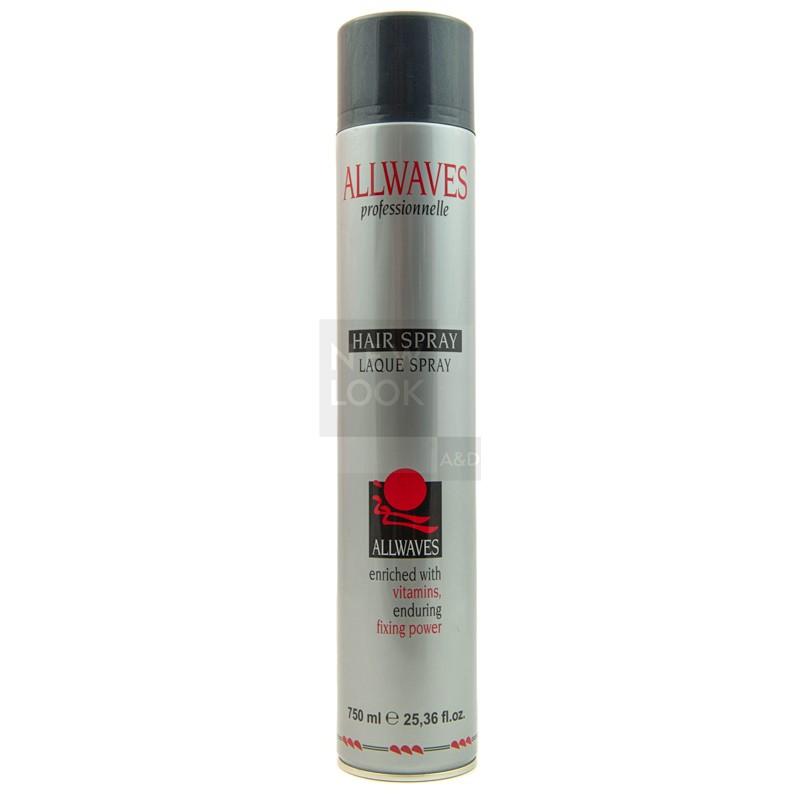 Allwaves – lakier do włosów