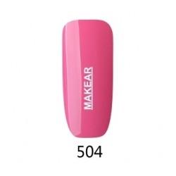 504 Lollipop Lakier hybrydowy MAKEAR marki MAKEAR