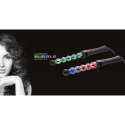 Lokówka do włosów Gamma Piu iron Bubble Rainbow