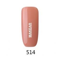 514 Lollipop Lakier hybrydowy MAKEAR marki MAKEAR