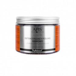 Detoksykujący peeling kawowy z liofilizowanymi pomarańczami - APIS