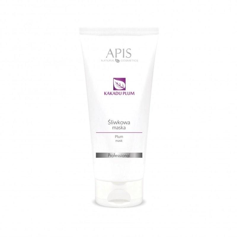 Śliwkowa maska - APIS APIS