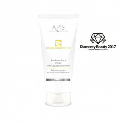 Rozjaśniająca maska redukująca przebarwienia - APIS