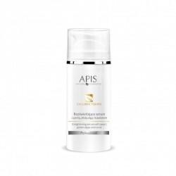 Serum rozświetlające z perłą, złotą algą i kawiorem - APIS