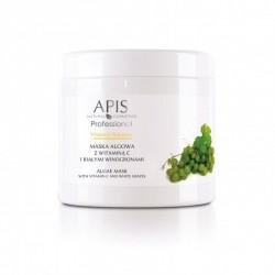 Maska algowa z witaminą C i białymi winogronami - APIS