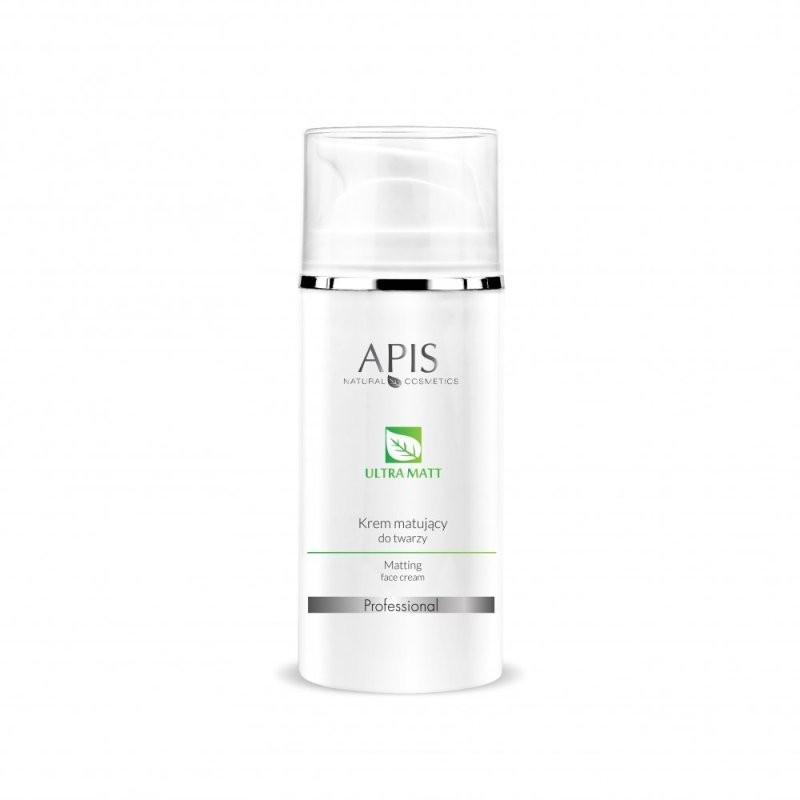 Krem matujący do twarzy - APIS APIS