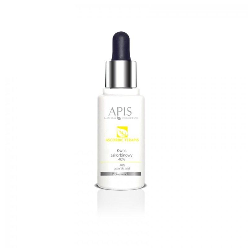 Kwas askorbinowy 40% Ascorbic Terapis - APIS APIS
