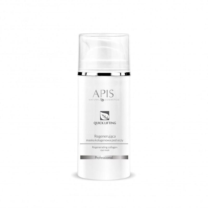 Regenerująca maska kolagenowa pod oczy - APIS APIS