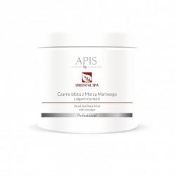 Czarne błoto z Morza Martwego z algami morskimi - APIS marki APIS