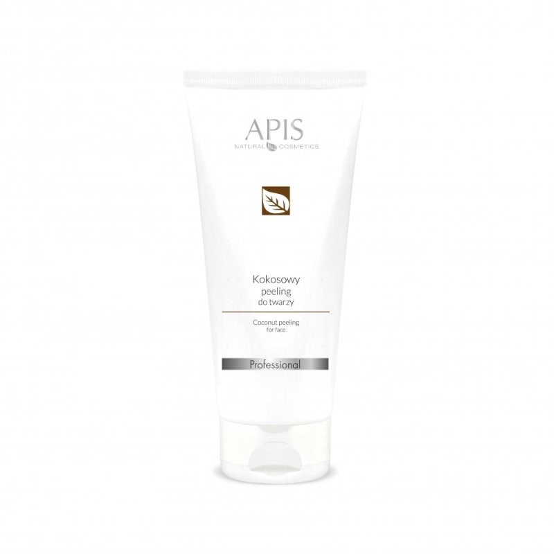 Kokosowy peeling do twarzy - APIS APIS