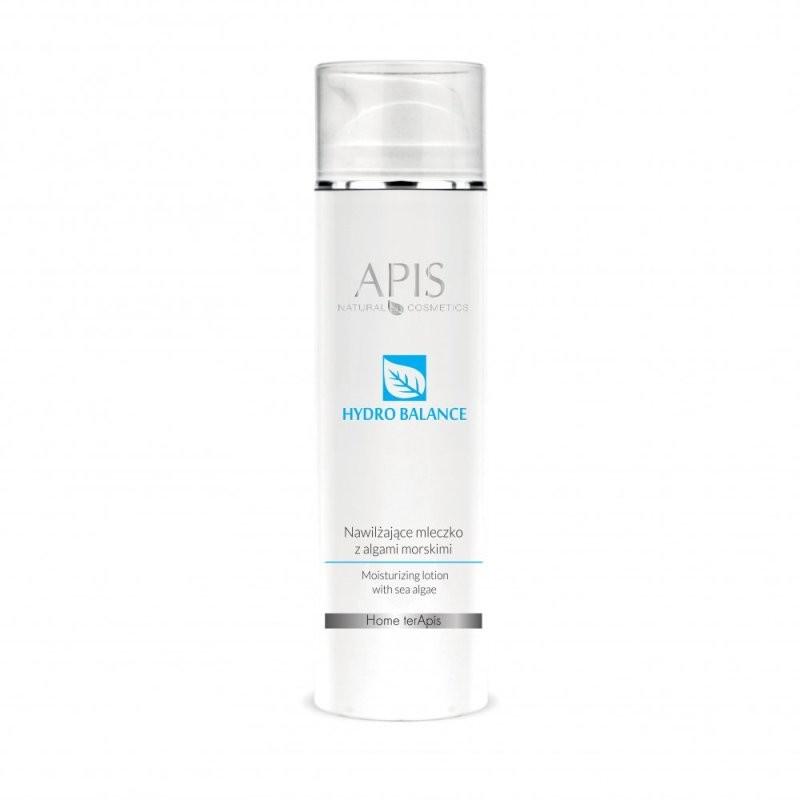 Nawilżające mleczko z algami morskimi - APIS APIS