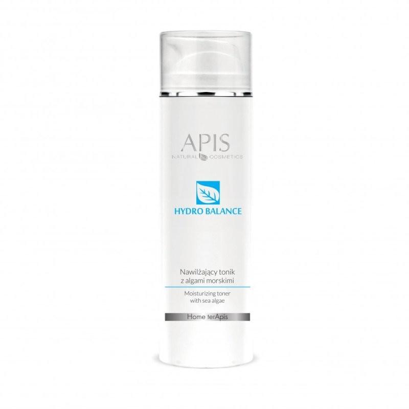 Nawilżający tonik z algami morskimi - APIS APIS