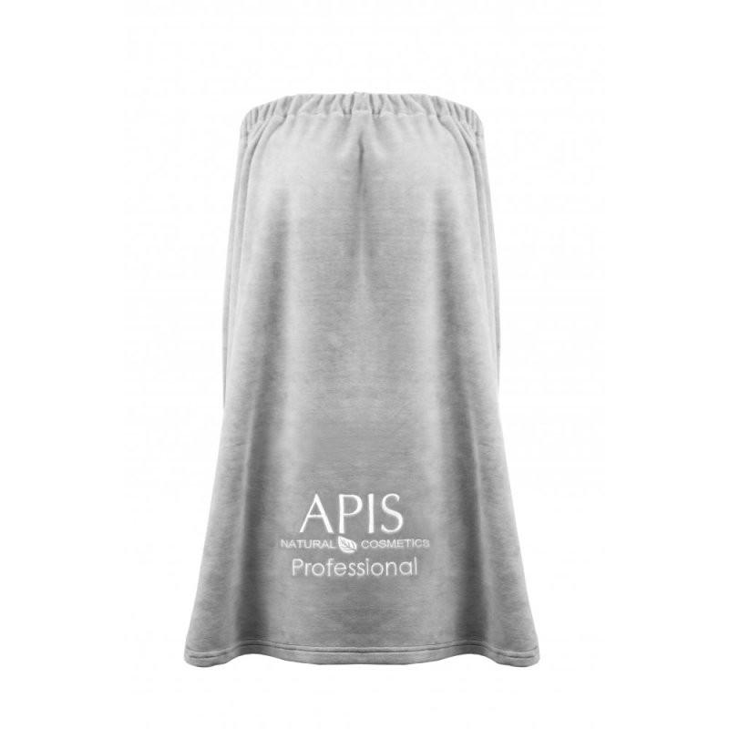 Tunika kosmetyczna z logo APIS