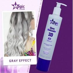 Magic Color 3D Maska Tonująca Gray Effect 350ml marki Magic Color