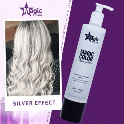 Magic Color Maska Tonująca Silver Effect 350ml marki Magic Color