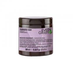 Maska Odbudowująca Włosy Zniszczone  Damaged Hair - Every Green