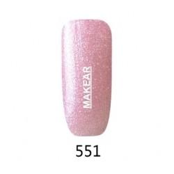551 Lollipop Lakier hybrydowy MAKEAR