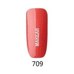 709 Glamour Lakier hybrydowy MAKEAR