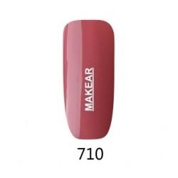 710 Glamour Lakier hybrydowy MAKEAR