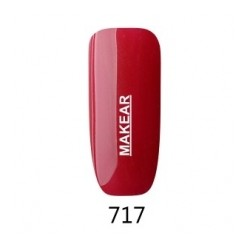 717 Glamour Lakier hybrydowy MAKEAR