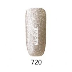 720 Glamour Lakier hybrydowy MAKEAR