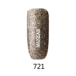 721 Glamour Lakier hybrydowy MAKEAR