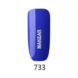 733 Glamour Lakier hybrydowy MAKEAR marki MAKEAR
