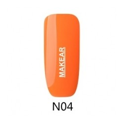 04 Neon Lakier hybrydowy MAKEAR marki MAKEAR