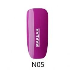 05 Neon Lakier hybrydowy MAKEAR
