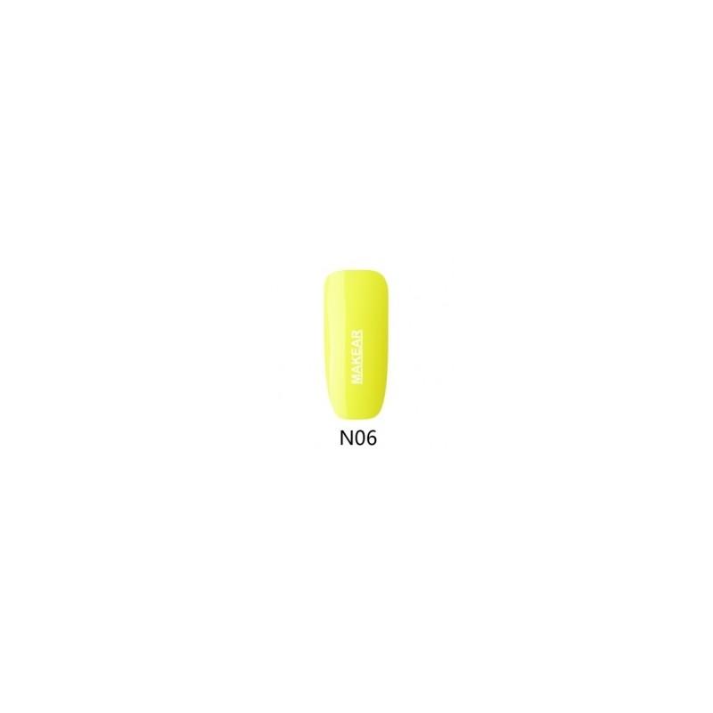 06 Neon Lakier hybrydowy MAKEAR MAKEAR