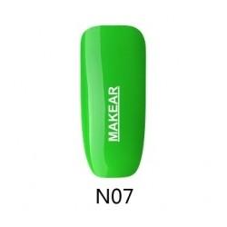 07 Neon Lakier hybrydowy MAKEAR