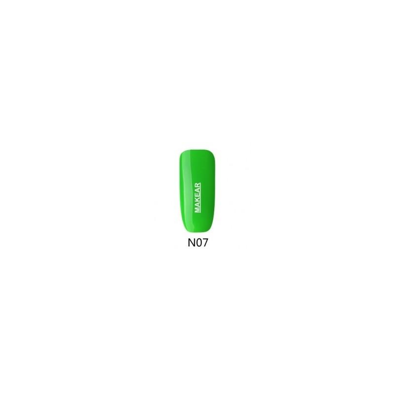 07 Neon Lakier hybrydowy MAKEAR MAKEAR
