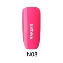 08 Neon Lakier hybrydowy MAKEAR