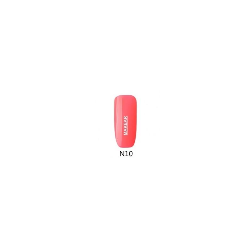 10 Neon Lakier hybrydowy MAKEAR MAKEAR