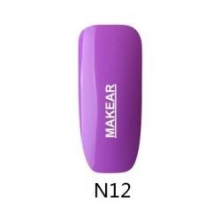12 Neon Lakier hybrydowy MAKEAR