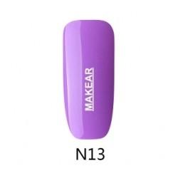13 Neon Lakier hybrydowy MAKEAR