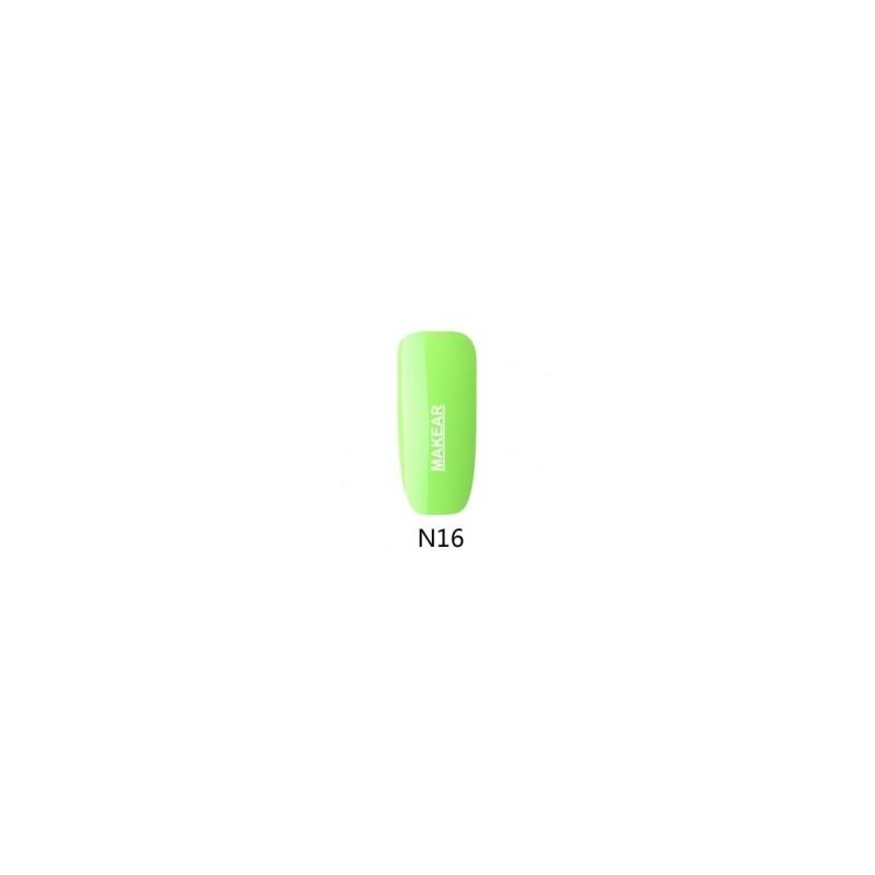 16 Neon Lakier hybrydowy MAKEAR MAKEAR