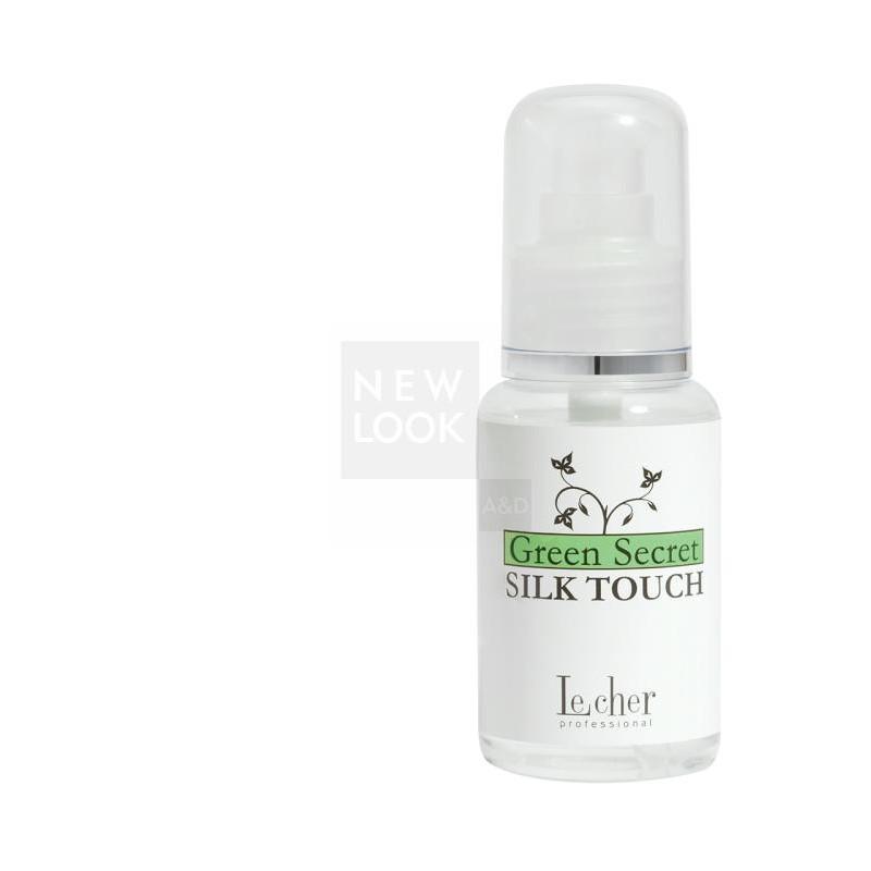 Silk Touch Green Secret chroni i nabłyszcza włosy LECHER