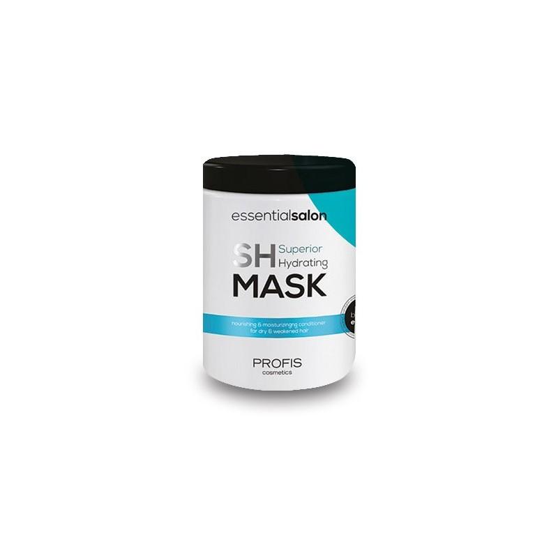 Nawilżająca i odżywcza maska do włosów suchych i osłabionych SH MASK