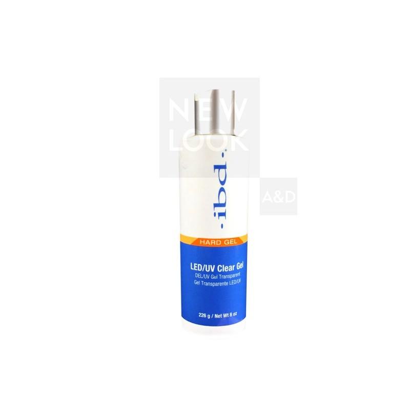 IBD BUILDER CLEAR HARD GEL LED/UV ŻEL IBD