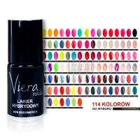 Lakier hybrydowy 114 kolorów - Viera Nails