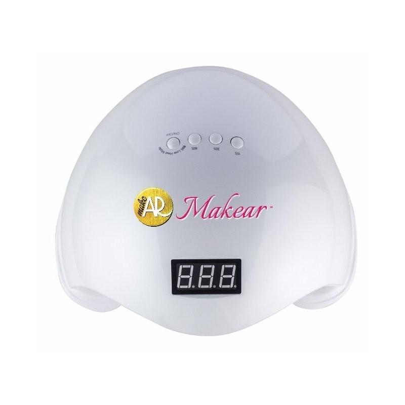 Lampa UV/LED 48W - lakieru hybrydowego lub żelu MAKEAR