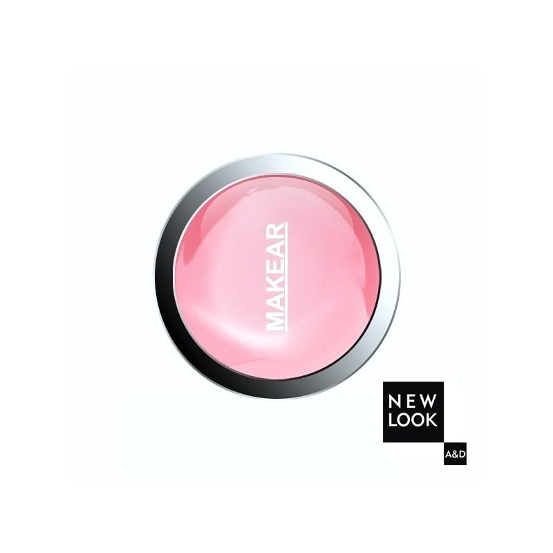 Żel budujący Transparent Pink MAKEAR G03 MAKEAR