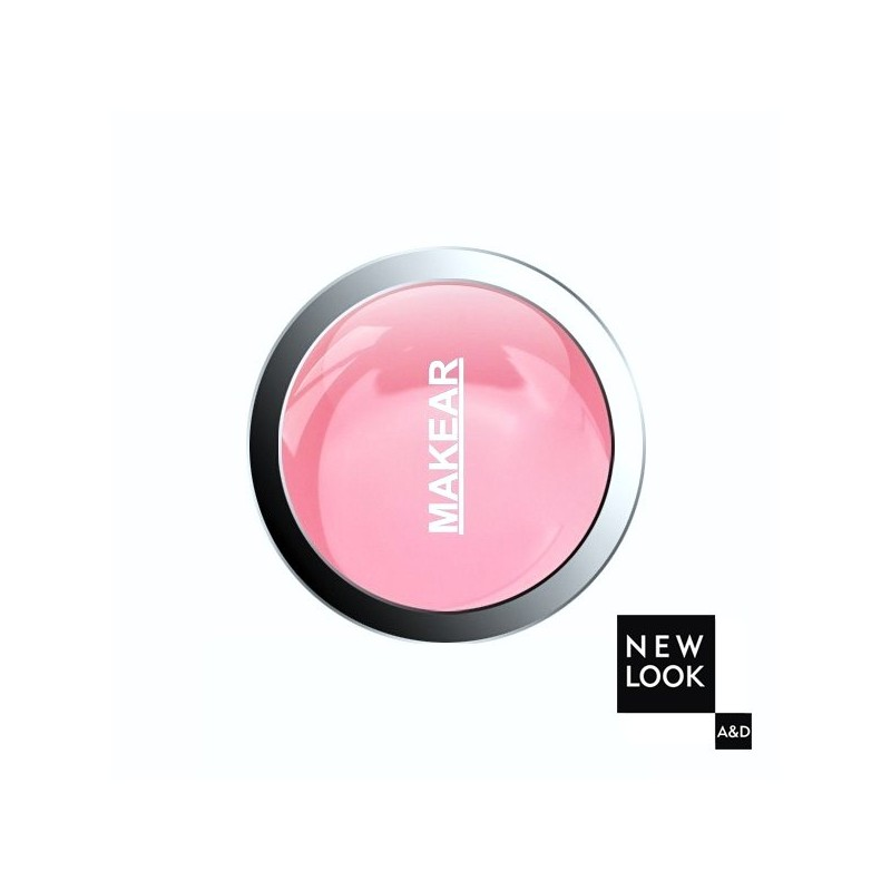 Żel budujący Pink Clear MAKEAR G04 MAKEAR