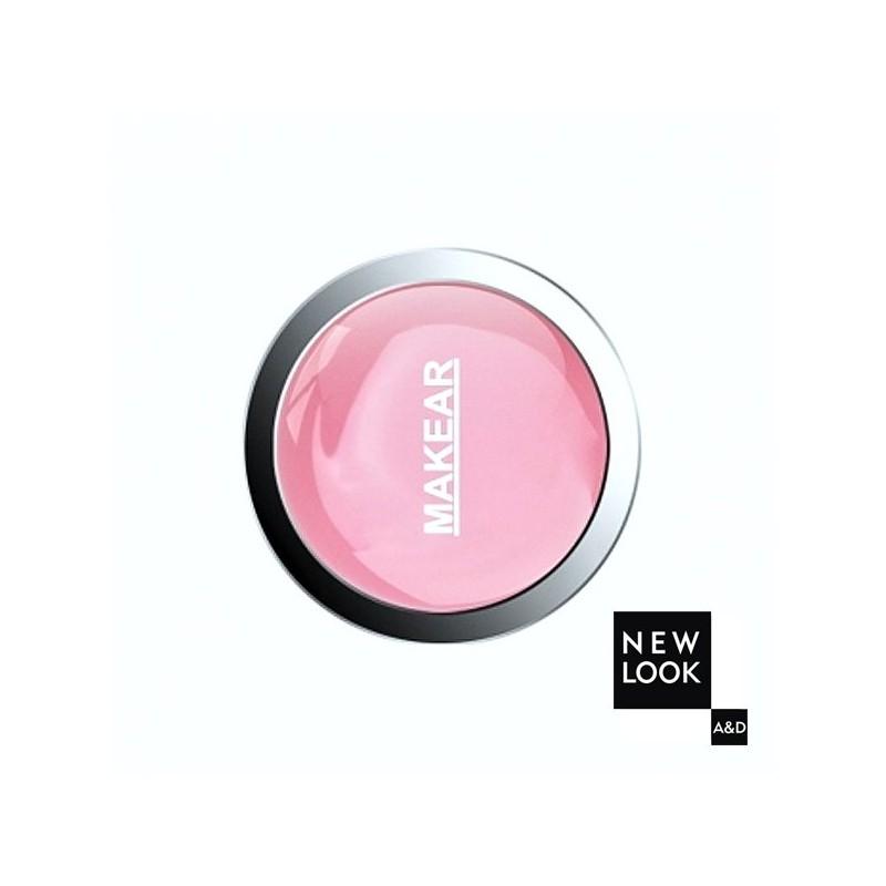 Żel budujący Nude Pink ( Transparentny ) MAKEAR G05 MAKEAR