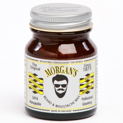 Wosk do stylizacji brody i wąsów Morgan`s