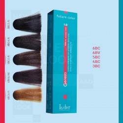 Farba do włosów Geneza Czekolada - Lecher